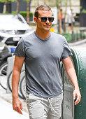 Celebrity Sightings In New York City - June 10, 2021