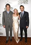Bradley Cooper Patricia Clarkson and Alessandro Nivola attend the Broadway Opening Night Performance After Party for 'The Elephant Man' at Gotham on...