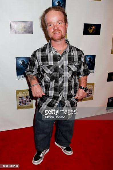 Bradley Galey attends the 'Not Another Celebrity Movie' Los Angeles premiere at Pacific Design Center on January 17 2013 in West Hollywood California