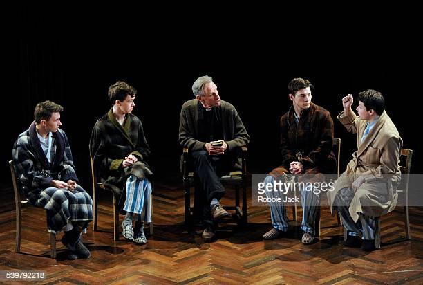 Bradley Hall as Colin Jenkins Alex Lawther as John BlakemoreNicholas Farrell as Rev Eric DewleyTom Spink as Tommy Gunter and Liam Morton as Roger...
