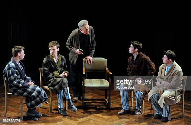 Bradley Hall as Colin Jenkins Alex Lawther as John BlakemoreNicholas Farrell as Rev Eric Dewley Tom Spink as Tommy Gunter and Liam Morton as Roger...