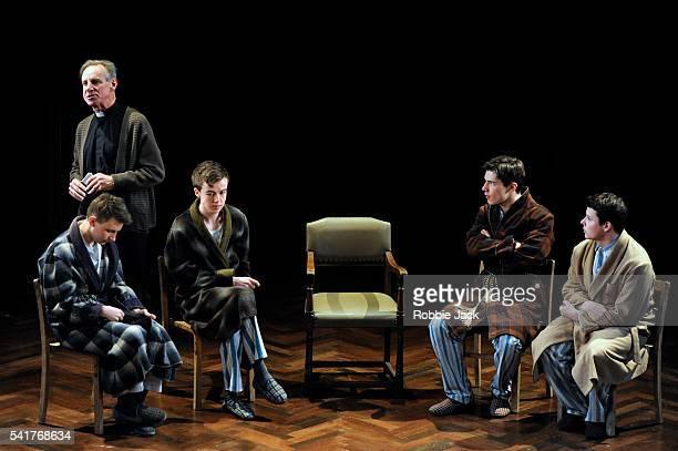 Bradley Hall as Colin Jenkins Nicholas Farrell as Rev Eric Dewley Alex Lawther as John BlakemoreTom Spink as Tommy Gunter and Liam Morton as Roger...