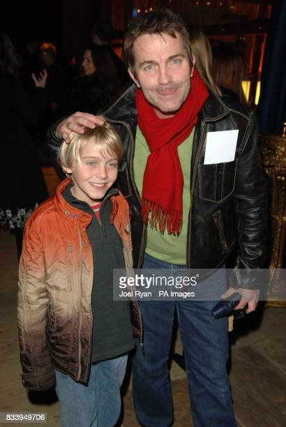 Bradley Walsh at the Golden Compass World Premiere afterparty at the Tobacco Docks in London