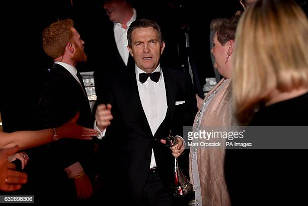 Bradley Walsh attending the National Television Awards 2017 at the O2 London PRESS ASSOCIATION Photo Picture date Wednesday January 25 2017 See PA...