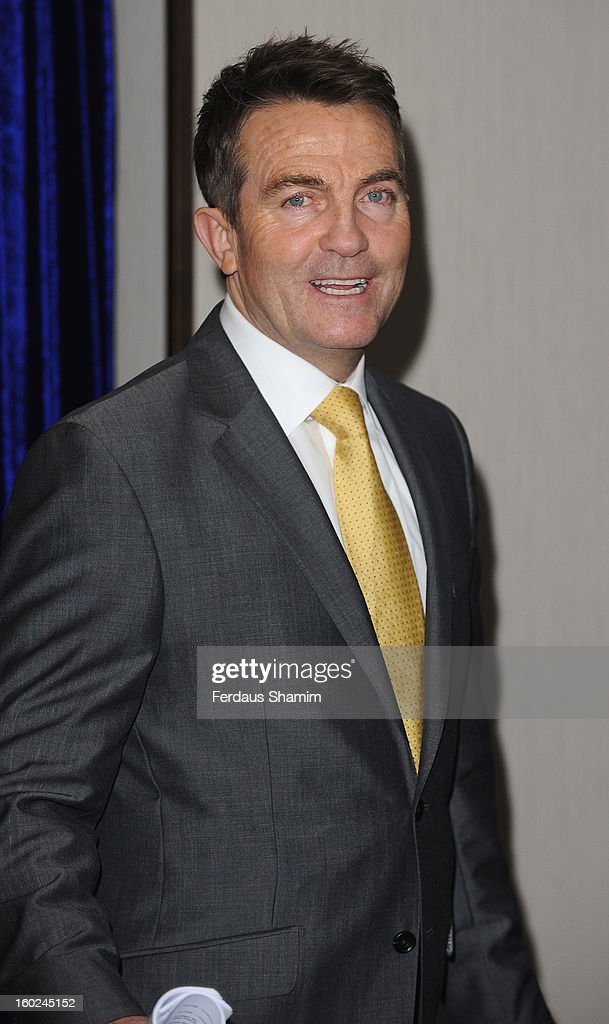 Bradley Walsh attends the Retail Trust London Ball at Grosvenor House, on January 28, 2013 in London, England.