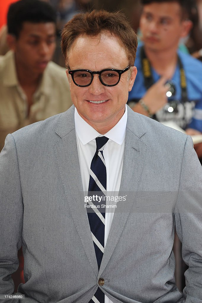 Bradley Whitford attends the European Premiere of 'Red 2' at Empire Leicester Square on July 22, 2013 in London, England.