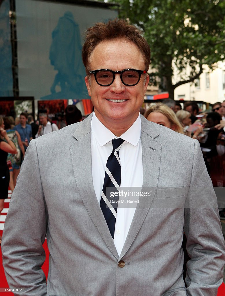 Bradley Whitford attends the European Premiere of 'Red 2' at the Empire Leicester Square on July 22, 2013 in London, England.
