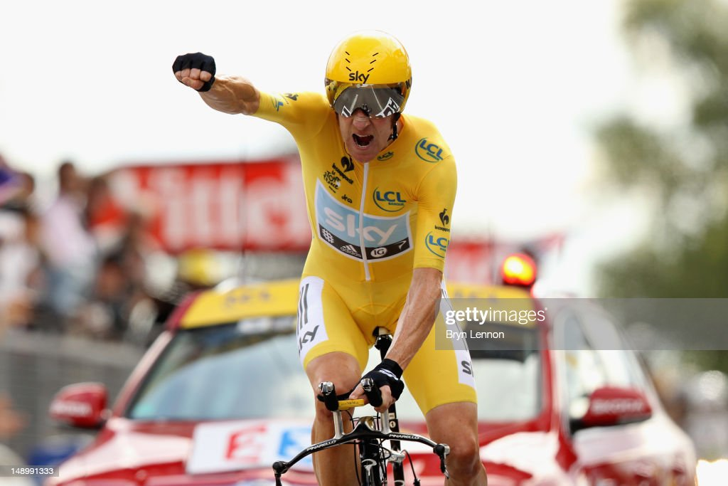 Le Tour de France 2012 - Stage Nineteen