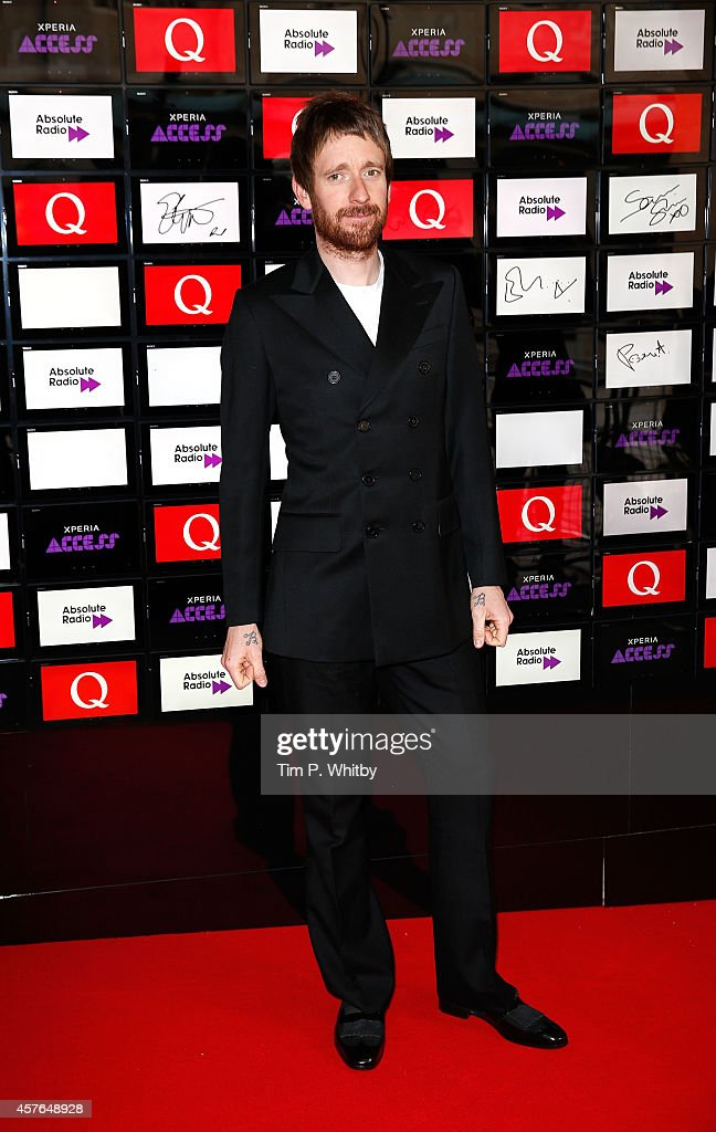 Bradley Wiggins poses for photos in front of the worlds first digital branding board from Sony at the Xperia Access Q Awards at The Grosvenor House...