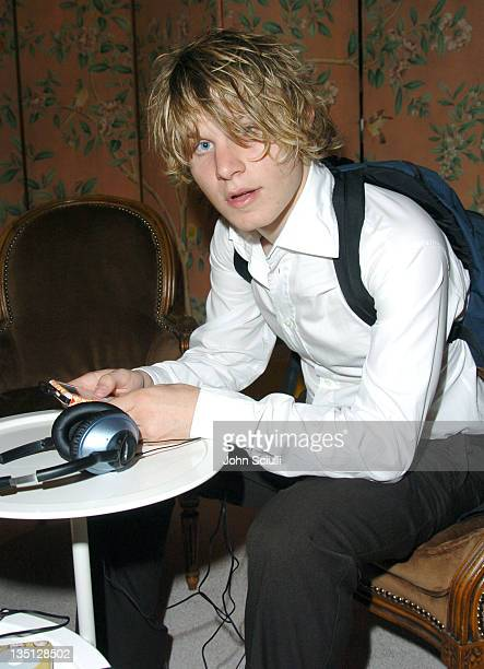 Brady Corbet during 2004 Toronto International Film Festival HP Portrait Studio Presented By WireImage and Kontent Publishing Day 5 at...