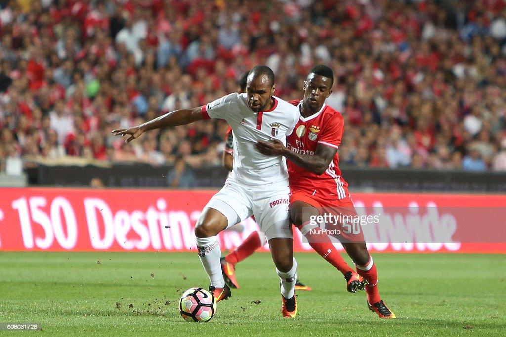 Benfica v Braga - Portuguese League Football