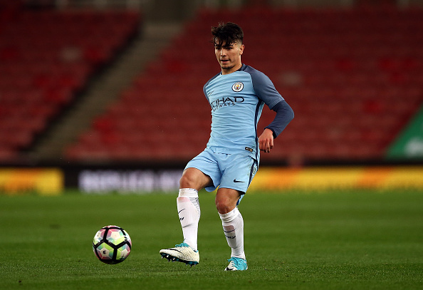 Stoke City v Manchester City - FA Youth Cup Semi Final: Second Leg : News Photo