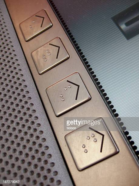 braille buttons
