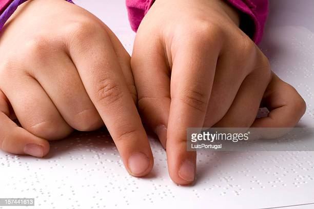 Braille lettura