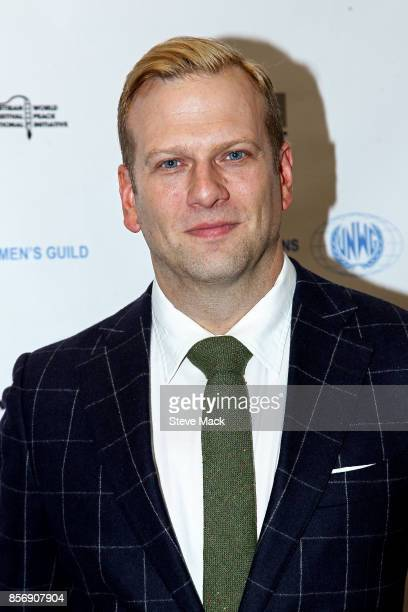 Brain Balthazar in attendance at Ahimsa The Power of His Message UN Women's Guild Luncheon honoring ENGIE CEO Madame Isabelle Kocher at United...