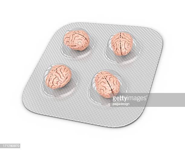 Cerebro pastillas
