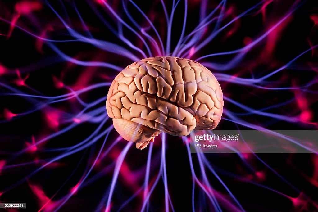 Brain storm : Stock Photo