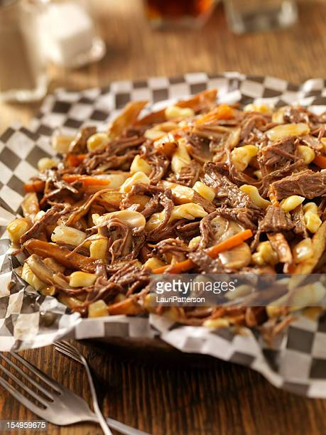 Braised Beef Poutine