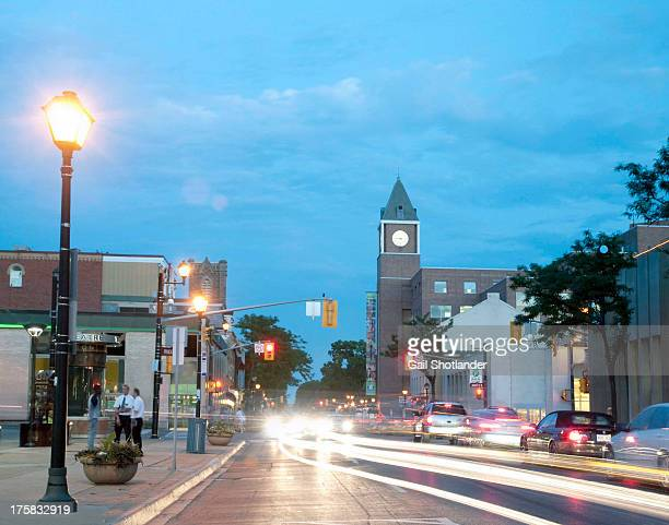 Brampton Downtown