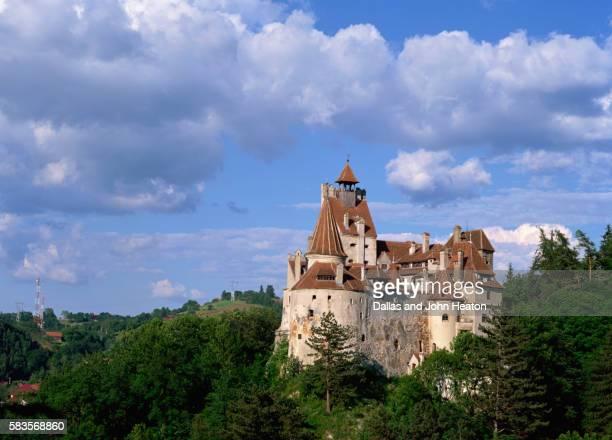 Bran Castle in Transylvania