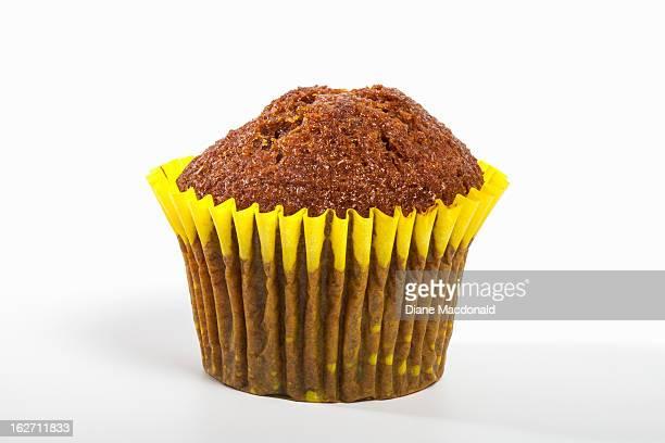 A bran muffin