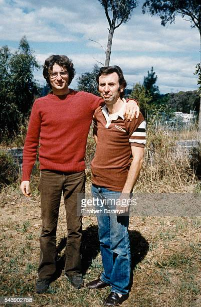 Branch Davidian founder David Koresh during his first visit to Australia to recruit members He was accompanied by Clive Doyle on the trip