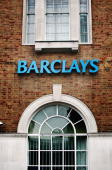 A branch of Barclays Bank stands near Tower Bridge on April 23 2007 in London It is reported that Dutch bank ABN Amro have accepted Barclays GBP45...