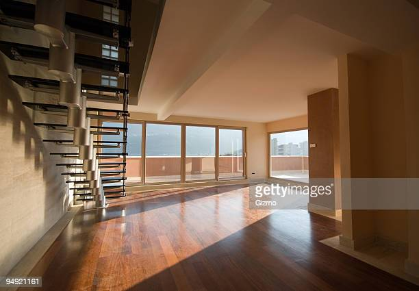新しいアパートメント