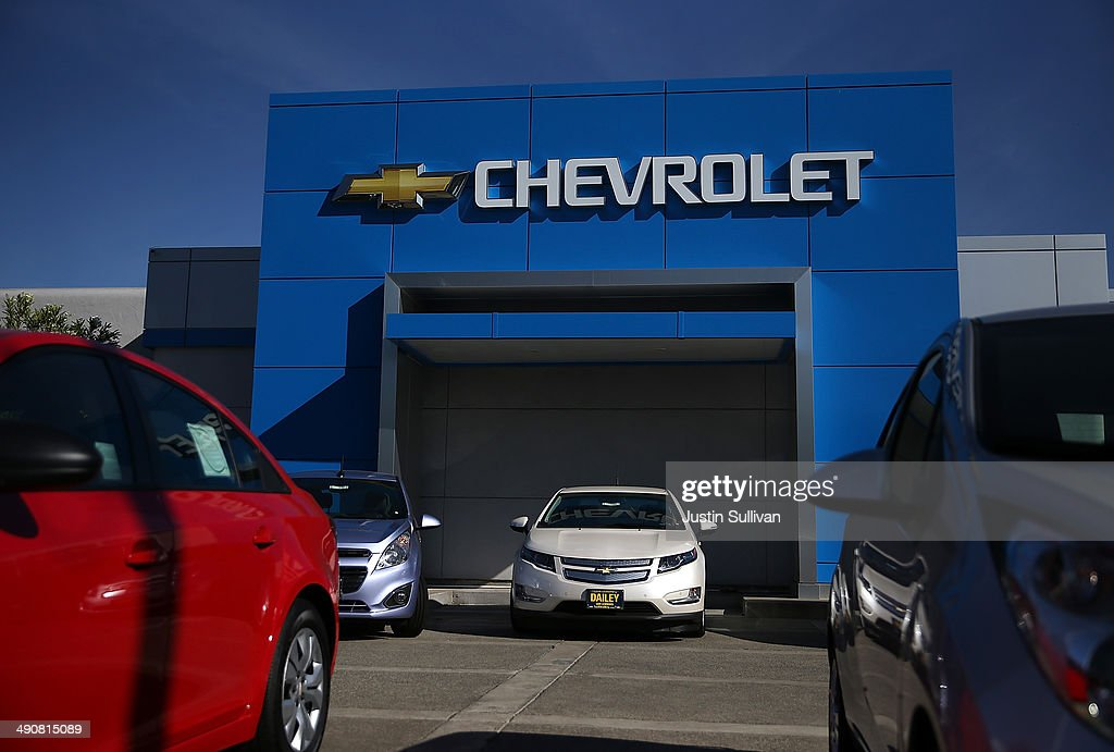 Gm Issues New Recall Of Over 2 Million Vehicles Getty Images