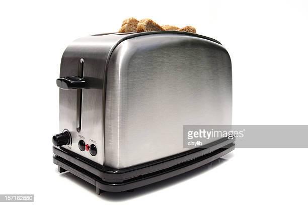 brand new modern toaster