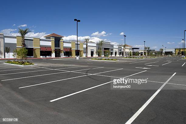 Brand New Strip Mall
