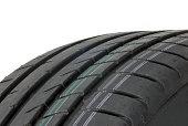 Fragment A brand new summer sports tire