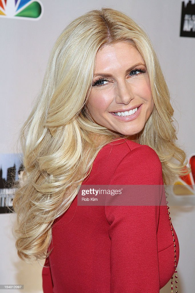 <a gi-track='captionPersonalityLinkClicked' href=/galleries/search?phrase=Brande+Roderick&family=editorial&specificpeople=213990 ng-click='$event.stopPropagation()'>Brande Roderick</a> attends the 'Celebrity Apprentice All Stars' Season 13 Press Conference at Jack Studios on October 12, 2012 in New York City.