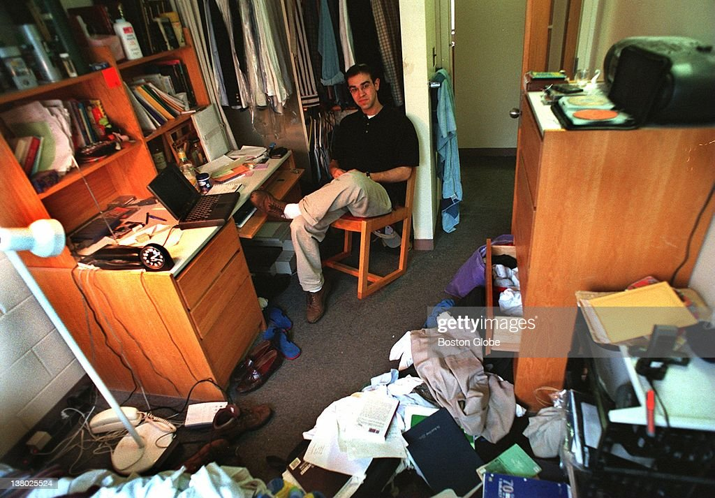 Superior Brandeis University Senior Ethan Levinsohn Hasnu0027t Had A Chance To Clean Up  His Dormitory Part 4
