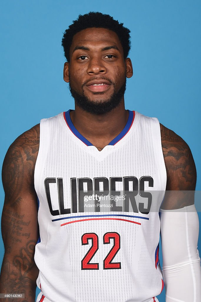 <a gi-track='captionPersonalityLinkClicked' href=/galleries/search?phrase=Branden+Dawson&family=editorial&specificpeople=7621225 ng-click='$event.stopPropagation()'>Branden Dawson</a> #22 of the Los Angeles Clippers poses for a headshot during media day at the Los Angeles Clippers Training Center on September 25, 2015 in Playa Vista, California.
