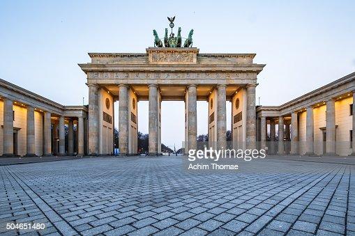 Brandenburg Gate - Berlin Germany