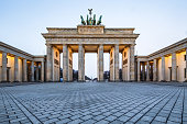 Brandenburg Gate - Berlin Germany