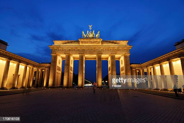 Brandenburger Tor-Berlin
