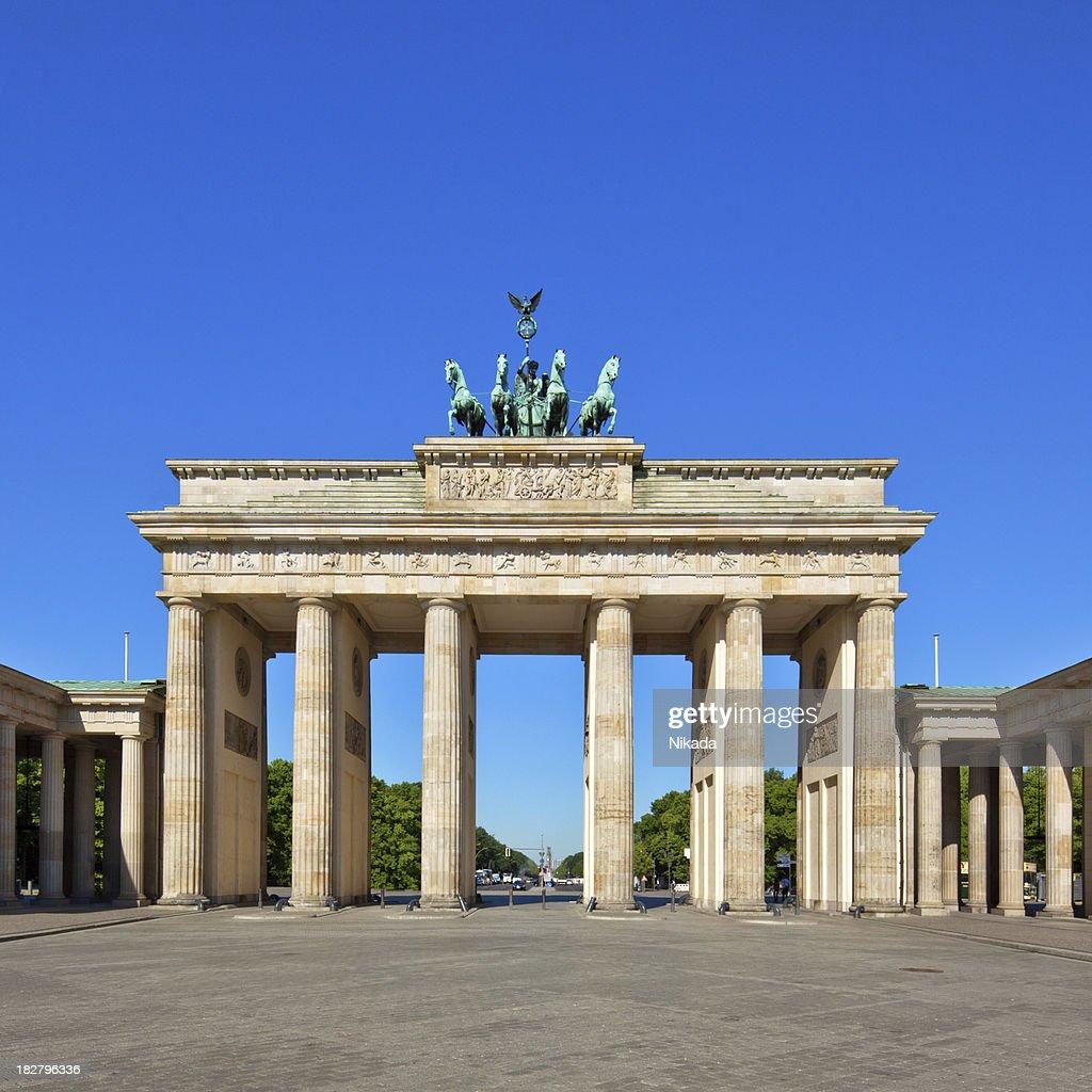 'Brandenburg Gate, Berlin'