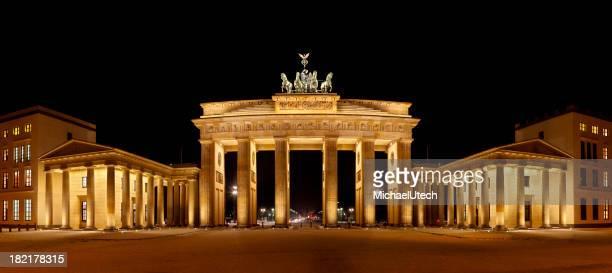 Brandenburg Gate Panorama