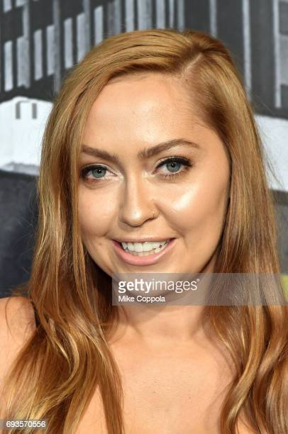 Brandi Cyrus attends the 2017 CMT Music Awards at the Music City Center on June 7 2017 in Nashville Tennessee