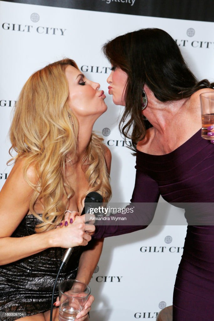 <a gi-track='captionPersonalityLinkClicked' href=/galleries/search?phrase=Brandi+Glanville&family=editorial&specificpeople=841250 ng-click='$event.stopPropagation()'>Brandi Glanville</a> and <a gi-track='captionPersonalityLinkClicked' href=/galleries/search?phrase=Lisa+Vanderpump&family=editorial&specificpeople=6834933 ng-click='$event.stopPropagation()'>Lisa Vanderpump</a> attend Gilt City Los Angeles (giltcity.com) celebrates 'The Real Housewives of Beverly Hills' star <a gi-track='captionPersonalityLinkClicked' href=/galleries/search?phrase=Brandi+Glanville&family=editorial&specificpeople=841250 ng-click='$event.stopPropagation()'>Brandi Glanville</a> and her soon-to-be-published book 'Drinking & Tweeting and other Brandi Blunders' with a special members-only, sneak-peek book party at Palihouse in West Hollywood on Monday 28 January 2013