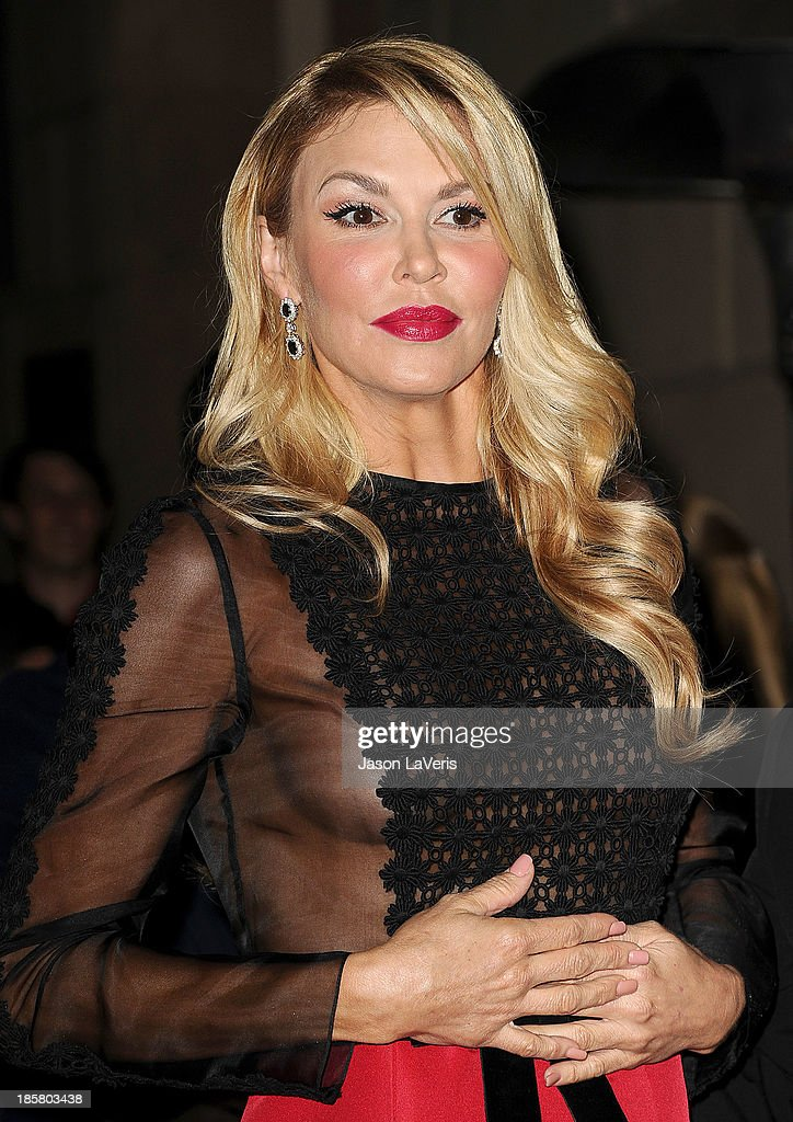 Brandi Glanville attends the 'The Real Housewives of Beverly Hills' and 'Vanderpump Rules' premiere party at Boulevard3 on October 23, 2013 in Hollywood, California.