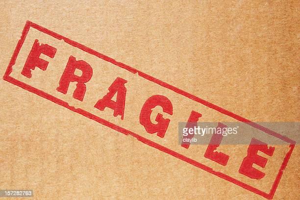 Branding Label: Fragile