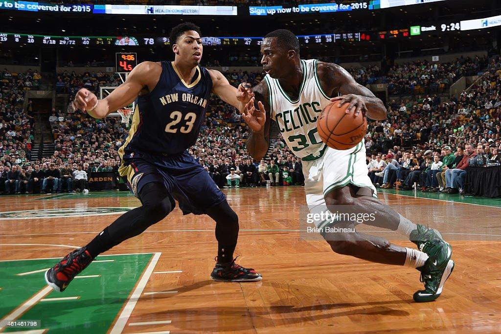 New Orleans Pelicans V Boston Celtics Getty Images