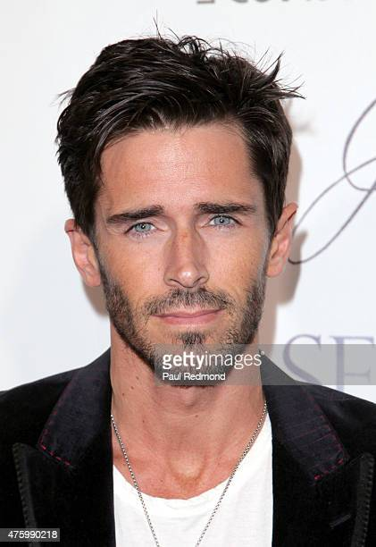 Brandon Beemer arrives at Sunset Entertainment Group hosts Grand Opening of outdoor lounge Le Jardin at Le Jardin on June 4 2015 in Hollywood...