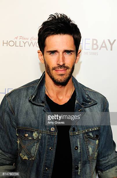 Brandon Beemer attends the 5th Annual LANY Entertainment Mixer at St Felix on March 10 2016 in Hollywood California