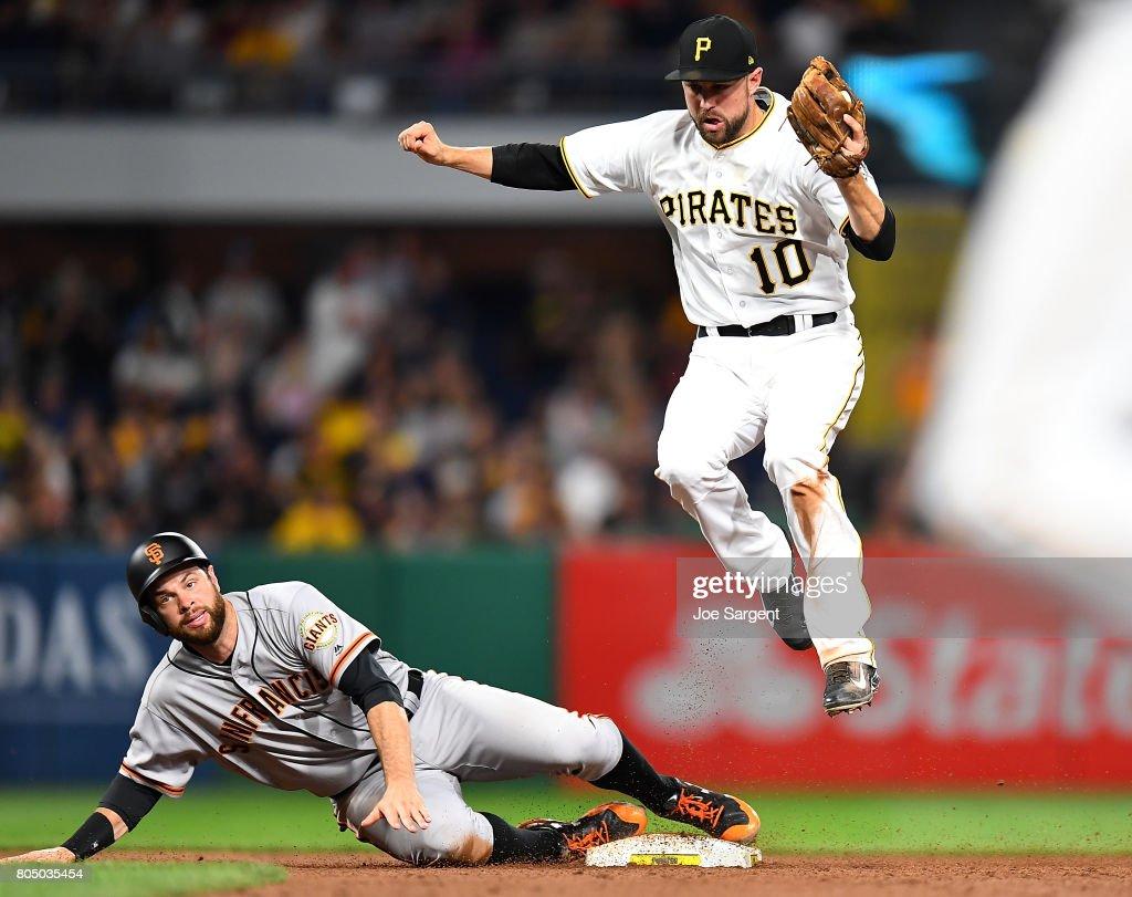 San Francisco Giants v Pittsburgh Pirates