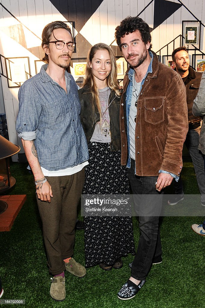 <a gi-track='captionPersonalityLinkClicked' href=/galleries/search?phrase=Brandon+Boyd&family=editorial&specificpeople=182443 ng-click='$event.stopPropagation()'>Brandon Boyd</a>, Baelyn Elspeth and Bryn Mooser attend TOMS And Haitian Activist Bryn Mooser Host A Private Event To Celebrate Haitian Culture at TOMS Flagship Store on March 26, 2013 in Venice, California.