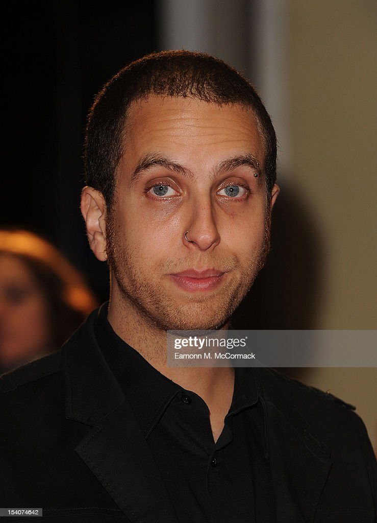 Brandon Cronenberg attend the premiere of 'Antiviral' during the 56th BFI London Film Festival at Odeon West End on October 13, 2012 in London, England.